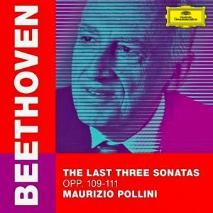 <新譜CD>マウリツィオ・ポリーニ『ベートーヴェン:ピアノ・ソナタ第30番~第32番』