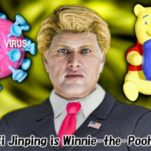 <CG>「チャイナ・ウイルス」 ~トランプ大統領 中国の情報操作を指摘~