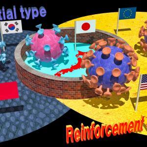 """<新型コロナ>""""強化型に変異""""したウイルスを日本に絶対に入れるな! ~ワクチン開発を急げ!~"""