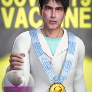 <CG>「国家プロジェクト」で新型コロナ「ワクチン」を急ごう! ~ノーベル賞級の研究テーマだ~