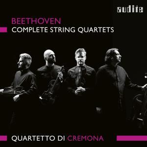 <Hi-Res>クレモナ弦楽四重奏団『ベートーヴェン: 弦楽四重奏曲全集』