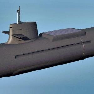<CG>「垂直発射システム潜水艦」 ~敵艦隊・敵基地を攻撃する潜水艦~