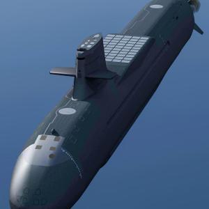 <CG>「垂直発射システム潜水艦(2)」 ~敵艦隊・敵基地をミサイル攻撃する新兵器~