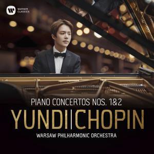<Hi-Res>『ショパンピアノ協奏曲第1番&第2番 ユンディ・リ』 ~素晴らしい!~