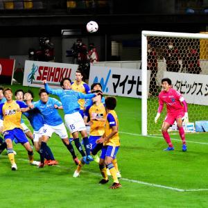 <写真>「アディショナル・タイム」(横浜FC戦)~ベガルタ仙台の財政再建について~