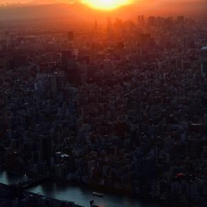 <写真>行って着ました「Go To 東京」(一人旅) ~②東京スカイツリー編~