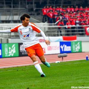 <補強情報>FC岐阜からDF「長倉颯」(右SB)が加入 ~飯尾と柳の選手層の補強~