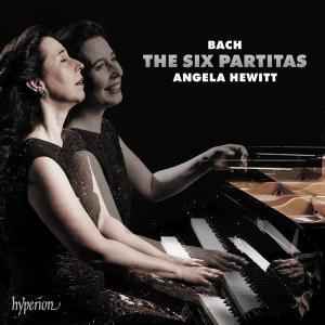 <CD>アンジェラ・フューイット『J.S.バッハ: 6つのパルティータ BWV.825-830 (2018年新録音)』
