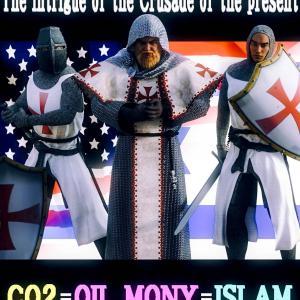 <CG>「脱炭素社会を唱える現代十字軍というユダヤ財閥の陰謀」 ~目的はイスラエルを中東の勝者にする事~