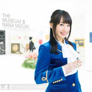 水樹奈々<最新>アルバム『THE MUSEUM III』+シングル『Destiny's Prelude』
