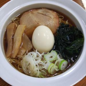 #146 和風麺つゆラーメン