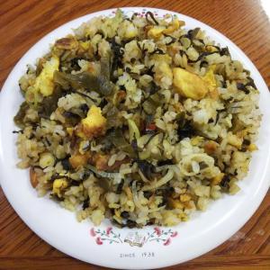 #373 高菜炒飯