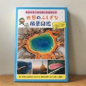 【報告】世界のふしぎな風景図鑑に掲載されました!