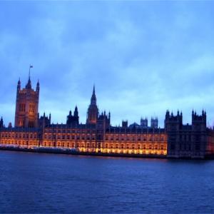 【旅の小話④】ロンドン。ウェストミンスター橋の上で。