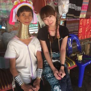 タイのチェンマイにある首長族の村に潜入してみた。