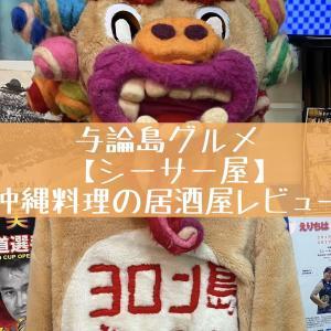シーサー屋(与論島)口コミ!新鮮な鶏刺しが絶品!沖縄料理メニューが豊富な居酒屋
