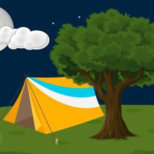 【人生楽しむ】最近流行のソロキャンプ