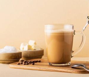 チャコールバターコーヒーを飲んで2ヶ月ちょっと!1ヶ月でマイナス1キロペース♪