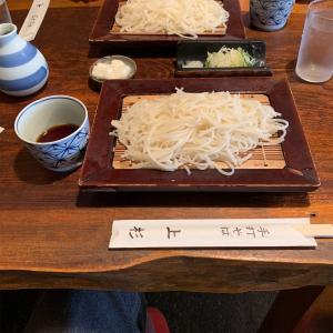 吉祥寺 日本蕎麦「上杉」