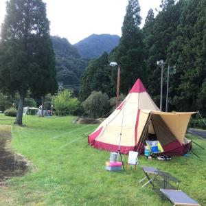 何でこんなキャンプ場を知っているんだって話