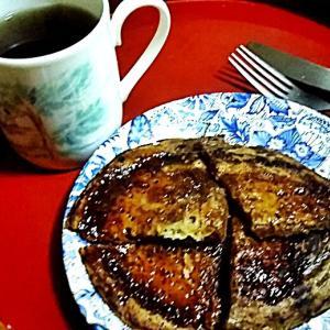 エースの錠の死、コーヒー・パンケーキ