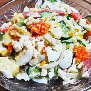 ポテトサラダはいつ家庭で作ればよいか?そもそも60過ぎたら食べない