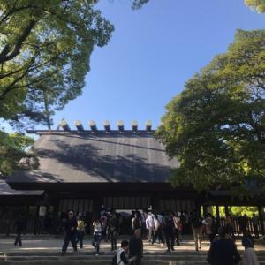 熱田神宮ひとり旅 神社って一人に優しい♪でも難関はやっぱり…。