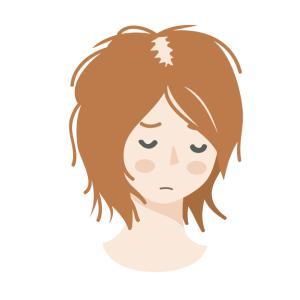 更年期で髪が抜けるってホント?ヘアカラーも抜け毛の原因になってない?