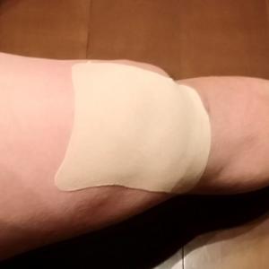 歩くだけで痛い その3 〜膝の痛みが続きリハビリ全休(29週+1日)