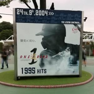 祝!! 栗山巧選手 2000本安打達成!