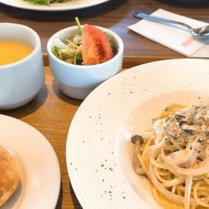 岡山市南区のおしゃれカフェ「アンリュール」は駐車場も広く、ランチも美味しい!!