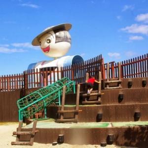 岡山市南区の「サウスビレッジ」は超穴場公園!大型遊具とバーベキューで1日中遊べる