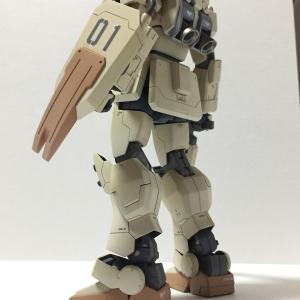 hguc陸戦型ジム. 完成
