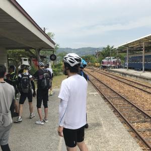 片鉄サイクリング
