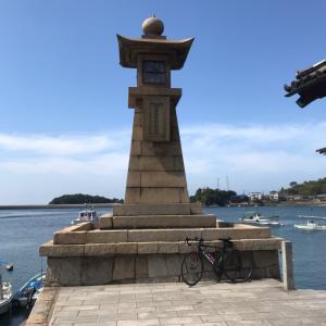 鞆の浦サイクリング