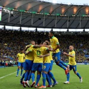 【サッカー】ブラジルが4大会ぶり9度目のコパ・アメリカ制覇! ジェズス退場もペルーを3発撃破