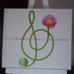 "Mr.Children「IT'S A WONDERFUL WORLD」全曲紹介 ~この醜い世界に残る""素晴らしい""ものとは?~"