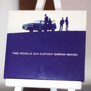 THEE MICHELLE GUN ELEPHANT「SABRINA HEAVEN」全曲紹介 ~最果てに辿り着いてしまった4人だけに見える世界~