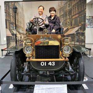 トヨタ自動車博物館見学(国産車編)