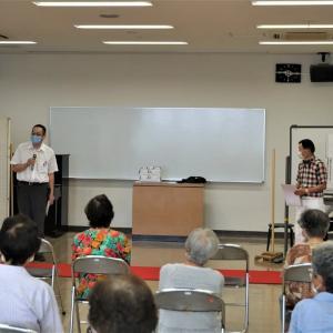 生きがいづくり教室発表会