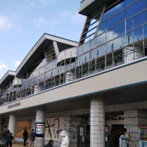 【道の駅】琵琶湖大橋米プラザ びわ湖を一望の展望が抜群です