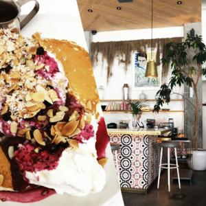 Cafe Reveille    サンフランシスコ / バークレー