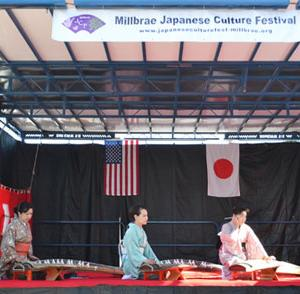 第14回 レポート:ミルブレー日本文化祭 大盛況にて開催