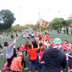 【レポート】ローザパークス小学校 260名の児童達が元気いっぱいに運動会を開催