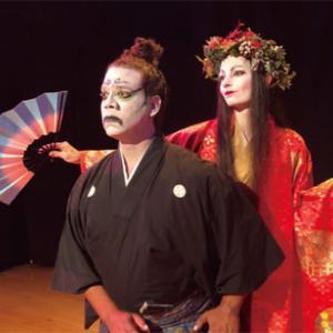 能で楽しむクリスマスキャロル 12月6日から A Noh Christmas Carol at Theatre of Yugen