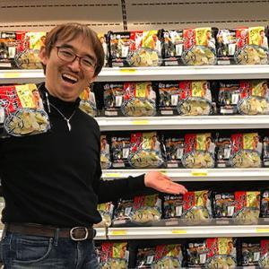 HINODEYAの大人気「はまぐりラーメン」  ミツワサンノゼ店にて発売!