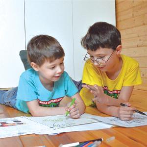 第55回 :教育シリーズ❽ 学校休校時②:スクリーンタイムと家族時間