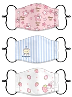 """Bunny's Cafeからキュートな""""Kawaii Face Mask""""プレオーダー受付開始!"""
