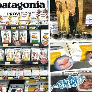 ミツワ サンノゼ店 Patagonia Provisions販売開始!