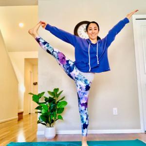 Phillips 恵里子さん – RYT(全米ヨガアライアンス)/ Cosmic Kids Yoga 認定のキッズヨガインストラクター